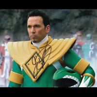 "Jason David Frank Autographed 8""x10"" (Power Rangers)"