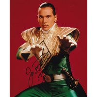 "Jason David Frank Autographed 8""x10"" (Power Rangers)"