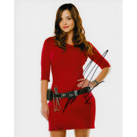 "Jenna Coleman Autographed 8"" x 10"" (Doctor Who)"