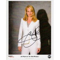 "Jeri Ryan Autographed 8"" x 10"" (Body of Proof 1)"