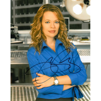 "Jeri Ryan Autographed 8"" x 10"" (Body of Proof 2)"