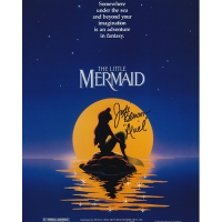 "Jodi Benson Autographed 8""x10"" (The Little Mermaid)"