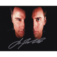 "John Travolta Autographed 8""x10"" (Face Off)"