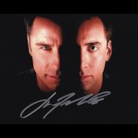 "John Travolta Autographed 8""x10"" (Face Off)"