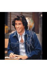 "John Travolta Autographed 8""x10"" (Welcome Back Kotter)"