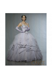 """Adelaide Kane Autographed 8""""x10"""" (Once Upon A Time)"""