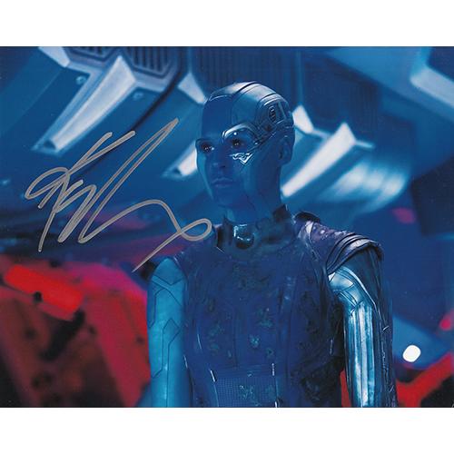 "Karen Gillan Autographed 8""x10"" (Guardians of the Galaxy)"