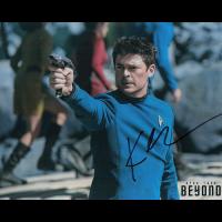 "Karl Urban Autographed 8""x10"" (Star Trek)"