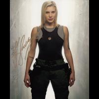"Katee Sackhoff Autographed 8""x10"" (Battlestar Galactica)"