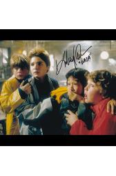 """Ke Huy Quan Autographed 8""""x10"""" (The Goonies)"""