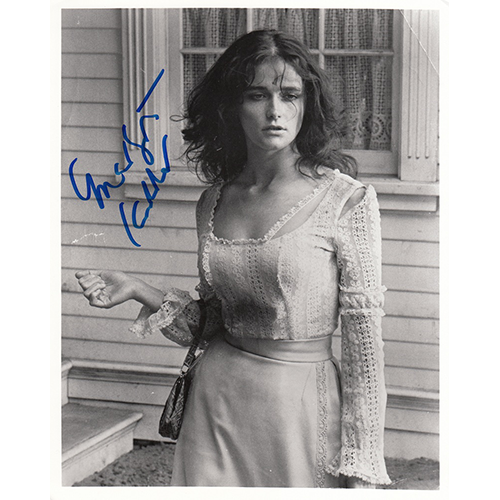 "Margot Kidder Autographed 8""x10"" (Amityville Horror)"