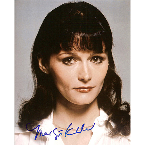 "Margot Kidder Autographed 8""x10"" (Smallville)"