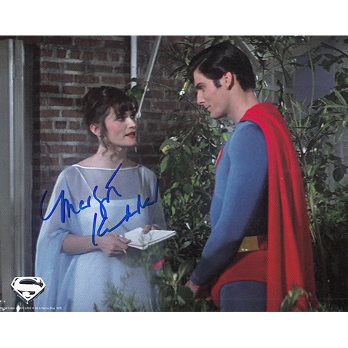 "Margot Kidder Autographed 8""x10"" (Superman)"
