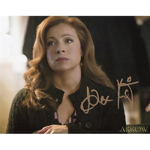 "Alex Kingston Autographed 8""x10"" (Arrow)"