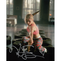 """Kristy Swanson Autographed 8""""x10"""" (Buffy The Vampire Slayer)"""