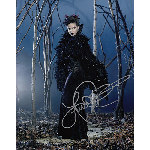 """Lana Parrilla Autographed 8""""x10"""" (Once Upon A Time)"""
