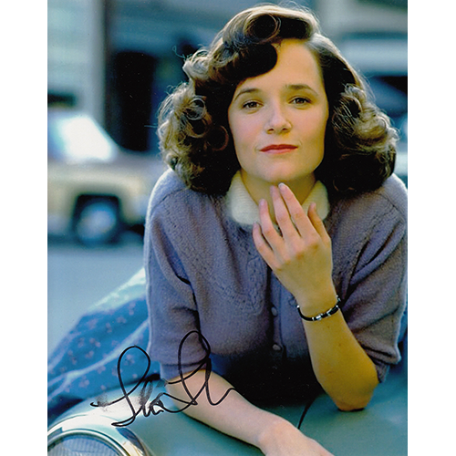 "Lea Thompson Autographed 8""x10"" (Back to the Future)"