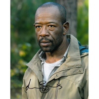 "Lennie James Autographed 8"" x 10"" (The Walking Dead 1)"