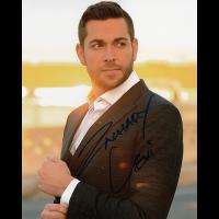 "Zachary Levi Autographed 8""x10"" (Chuck)"
