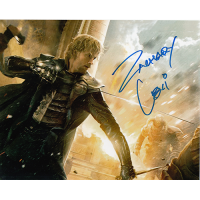 "Zachary Levi Autographed 8""x10"" (Thor: The Dark World)"