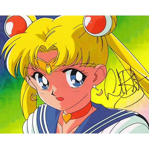 "Linda Ballantyne Autographed 8""x10"" (Sailor Moon)"