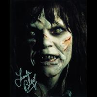 "Linda Blair Autographed 8""x10"" (The Exorcist)"