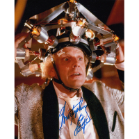 "Christopher Lloyd Autographed 8""x10"" (Back to the Future)"