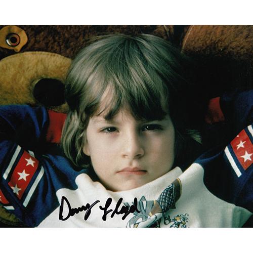 "Danny Lloyd Autographed 8""x10"" (The Shining)"