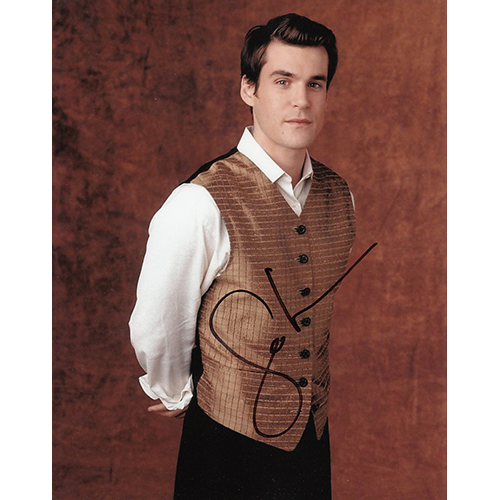 """Sean Maher Autographed 8""""x10"""" (Firefly)"""