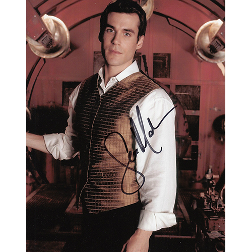 """Sean Maher Autographed 8""""x10"""" (Firefly 3)"""