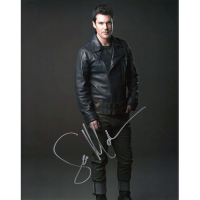 "Sean Maher Autographed 8""x10"" (Serenity)"