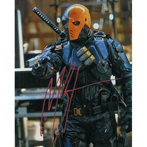 "Manu Bennett Autographed 8""x10"" (Arrow)"