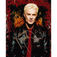 "James Marsters Autographed 8""x10"" (Buffy)"