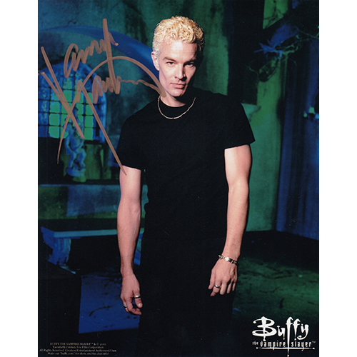 """James Marsters Autographed 8""""x10"""" (Buffy The Vampire Slayer)"""