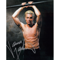 """James Marsters Autographed 8""""x10"""" (Shirtless)"""