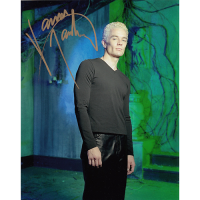 "James Marsters Autographed 8""x10"" (Buffy 3)"