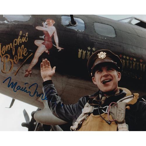 """Matthew Modine Autographed 8""""x10"""" (Memphis Belle)"""