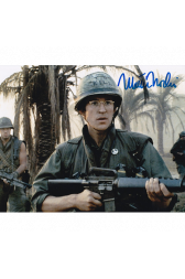 "Matthew Modine Autographed 8""x10"" (Full Metal Jacket)"