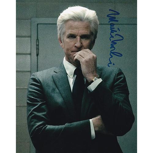 "Matthew Modine Autographed 8""x10"" (Stranger Things)"