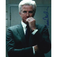 "Matthew Modine Autographed 8""x10"" (Stranger Things)"