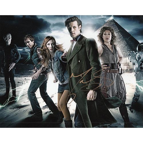 "Matt Smith Autographed 8""x10"" (Doctor Who)"