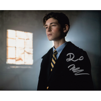 "David Mazouz Autographed 8""x10"" (Gotham)"