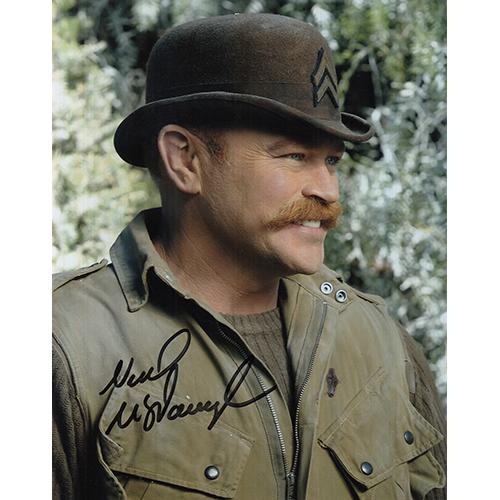 """Neil McDonough Autographed 8""""x10"""" (Captain America)"""