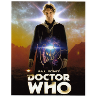 """Paul McGann Autographed 8""""x10"""" (Doctor Who)"""