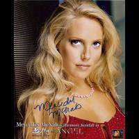 "Mercedes McNab Autographed 8""x10"" (Angel 1)"