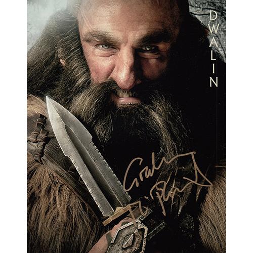 "Graham McTavish Autographed 8""x10"" (The Hobbit)"