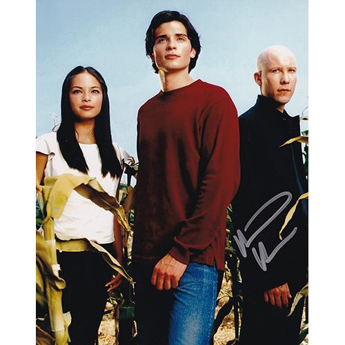 "Michael Rosenbaum Autographed 8""x10"" (Smallville)"
