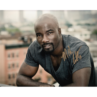 """Mike Colter Autographed 8""""x10"""" (Luke Cage)"""