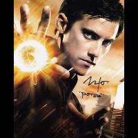 "Milo Ventimiglia Autographed 8""x10"" (Heroes)"
