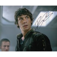 """Bob Morley Autographed 8""""x10"""" (The 100)"""